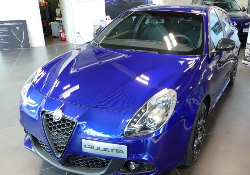 ALFA ROMEO Giulietta 1.4 Turbo 120 CV B-Tech Blu Anodizzato Km 0