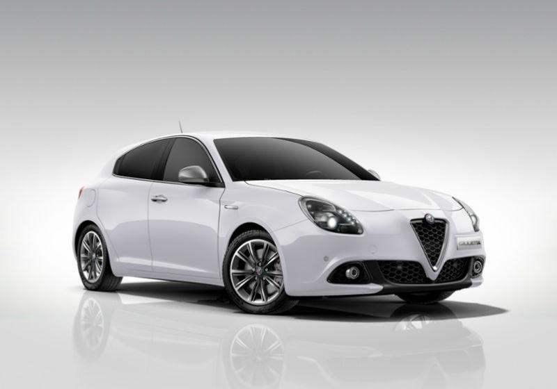 ALFA ROMEO Giulietta 1.6 JTDm 120 Cv Super Bianco Alfa Km 0