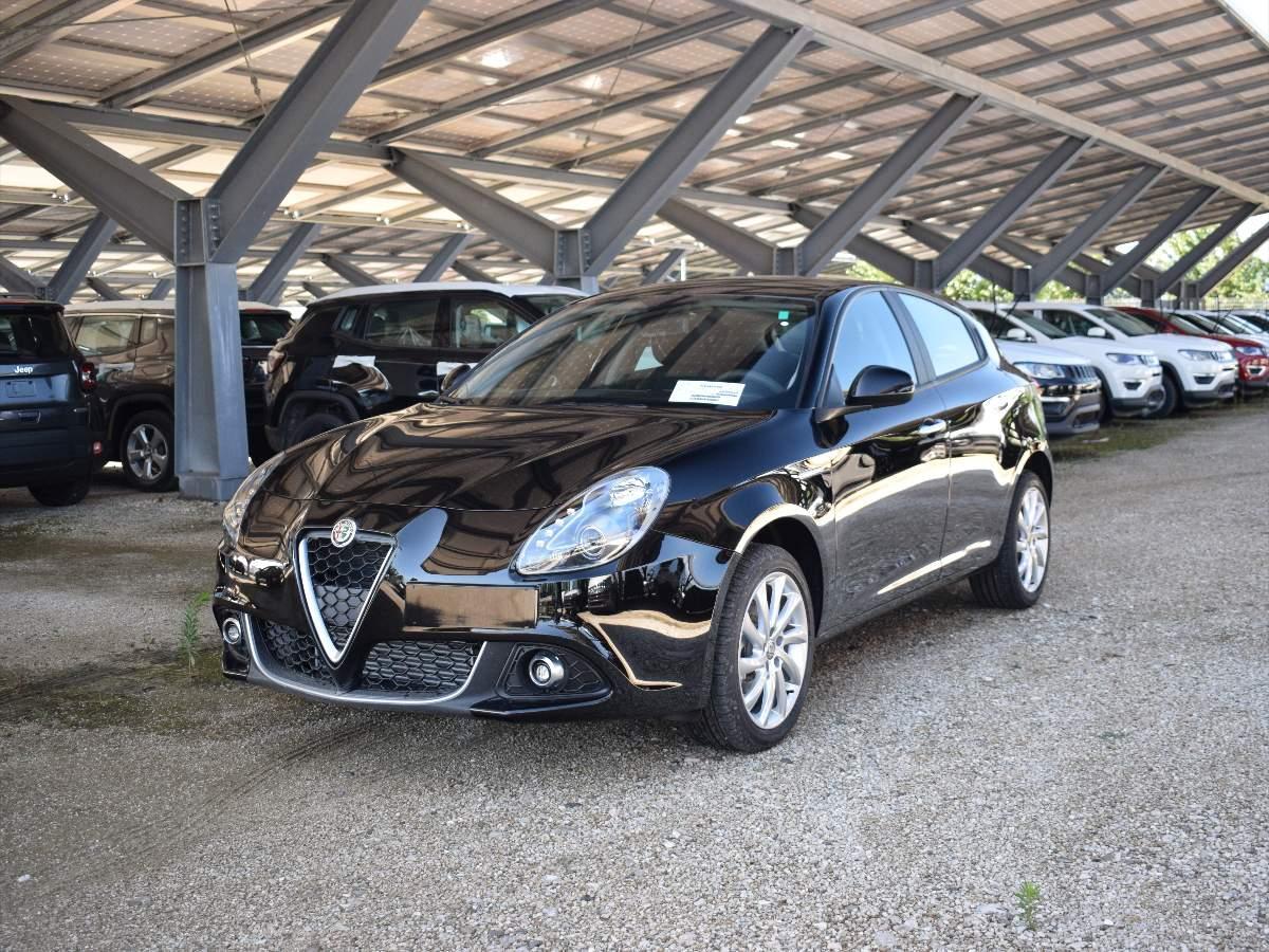ALFA ROMEO Giulietta 1.6 JTDm TCT 120 CV Business Nero Alfa Km 0
