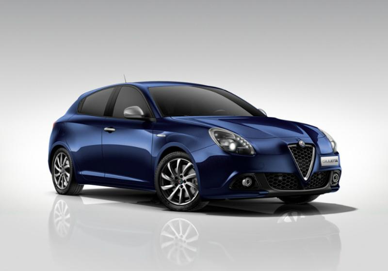 ALFA ROMEO Giulietta 2.0 JTDm 175 CV TCT Super Blu Anodizzato Km 0