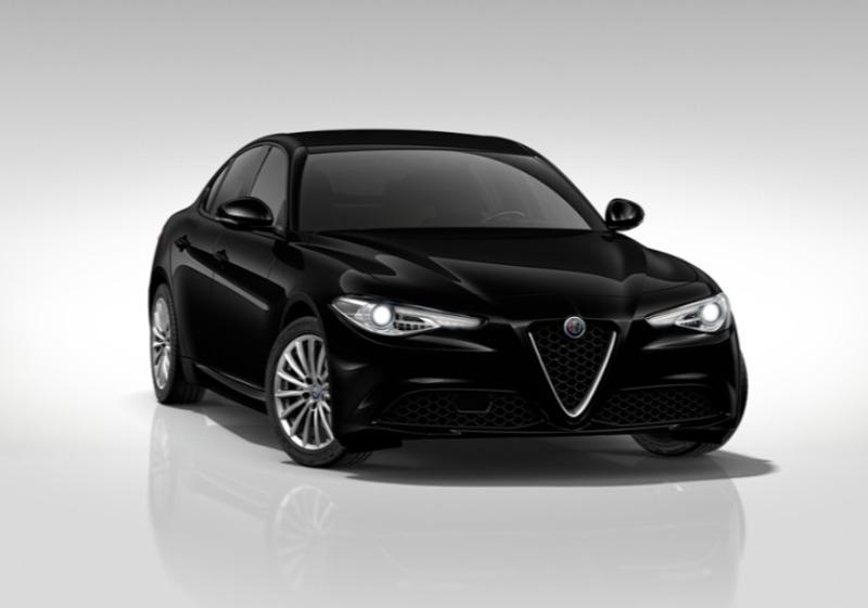 ALFA ROMEO Giulia 2.2 Turbodiesel 150 CV Super Nero Alfa Km 0