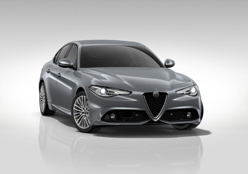 ALFA ROMEO Giulia 2.2 Turbodiesel 210 CV AT8 AWD Q4 Veloce Grigio Stromboli Km 0