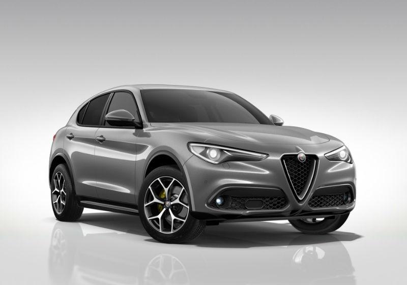 ALFA ROMEO Stelvio 2.2 Turbodiesel 190 CV AT8 Q4 Executive Grigio Stromboli Km 0
