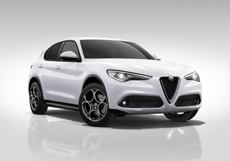 ALFA ROMEO Stelvio 2.2 Turbodiesel 210 CV AT8 Q4 Executive Bianco Alfa Km 0