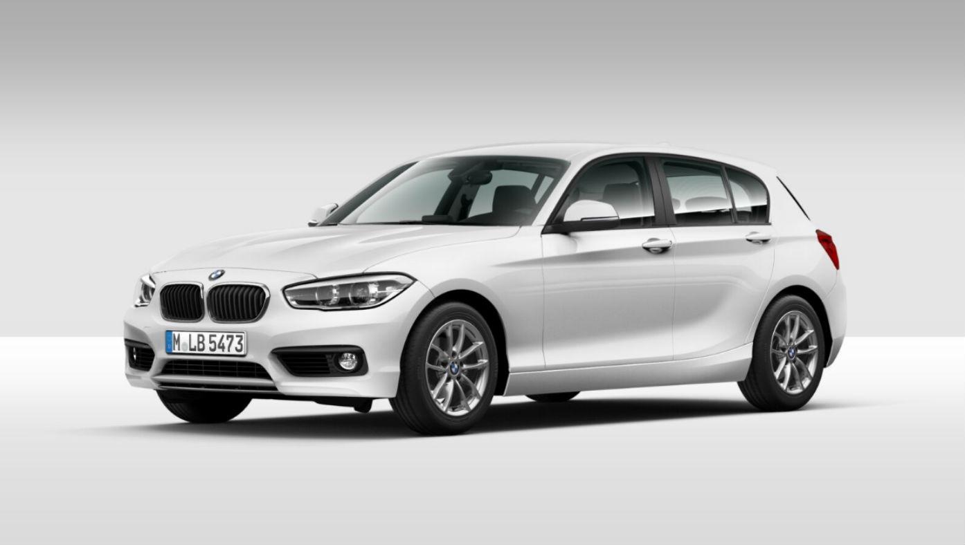 BMW Serie 1 118d 5p. XDrive Advantage Alpinweiss III Km 0