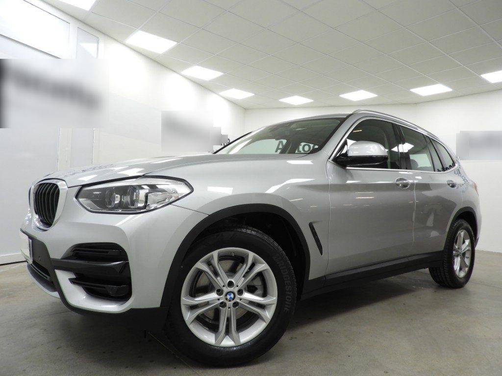 BMW X3 xDrive20d Business Advantage Automatica Glaciersilber Da immatricolare