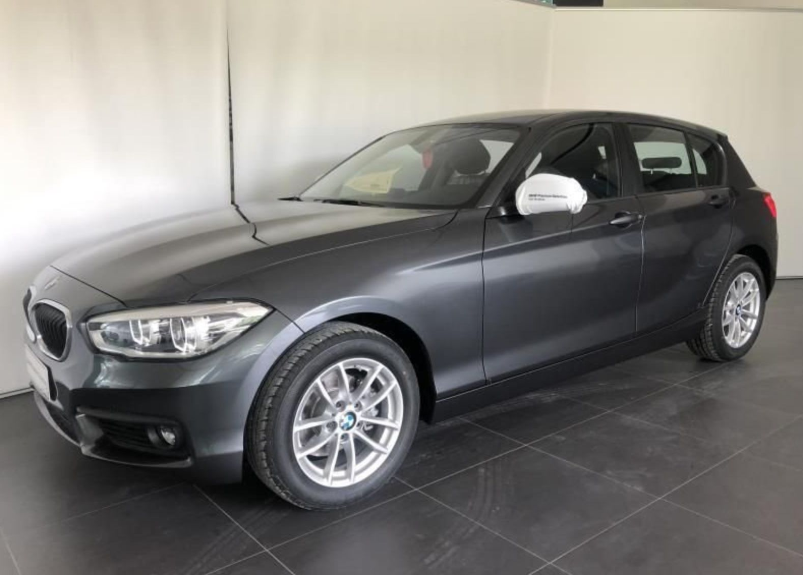BMW Serie 1 116d 5p. Mineral Grau Km 0
