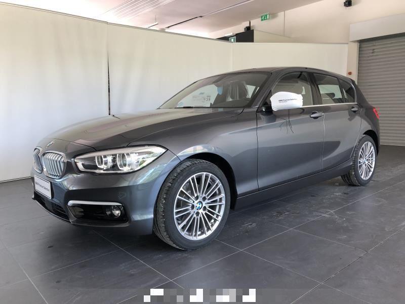 BMW Serie 1 118i 5p. Msport Mineral Grau Km 0