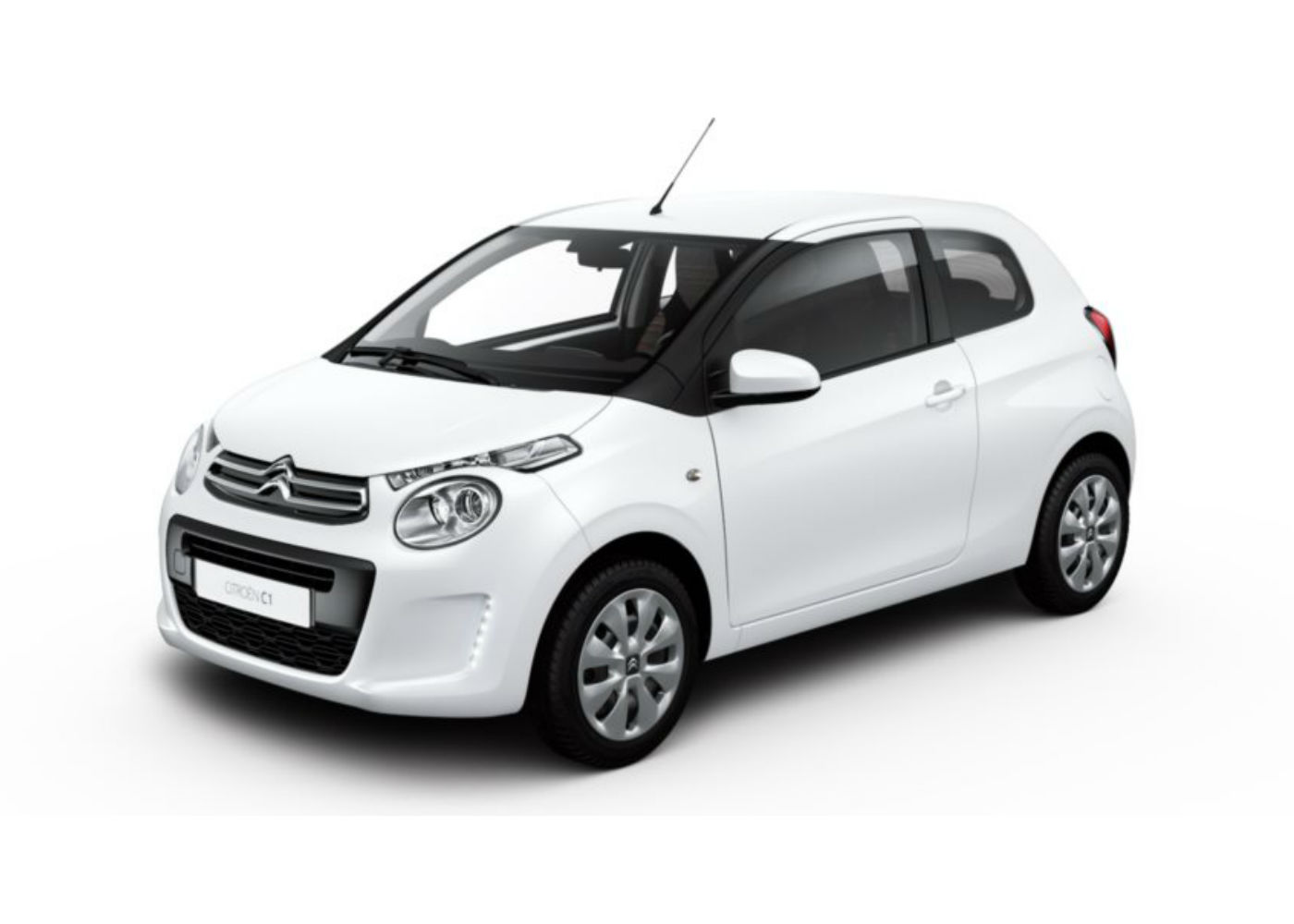 CITROEN C1 1.0 VTi 72 s&s 3 porte Feel Polar White Km 0
