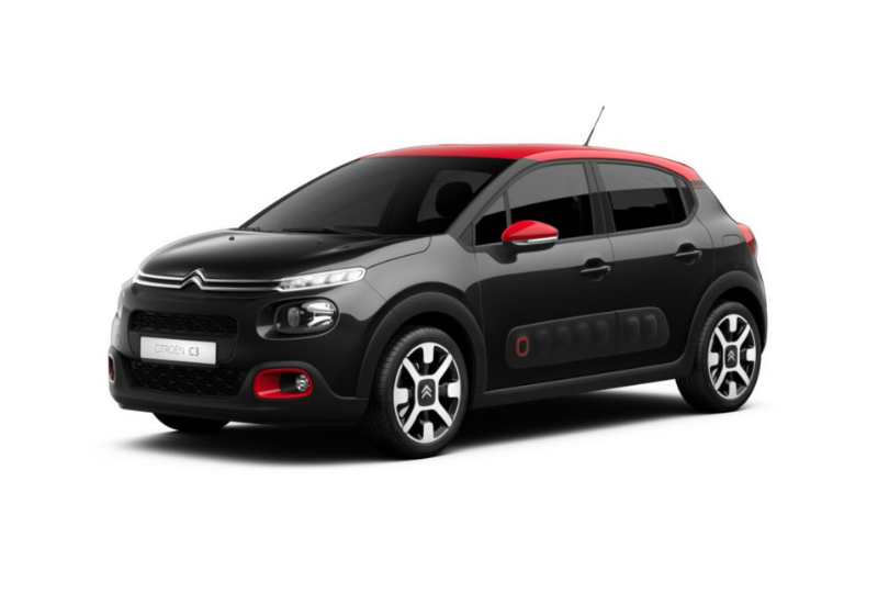 CITROEN C3 PureTech 110 S&S Shine Night Black Km 0