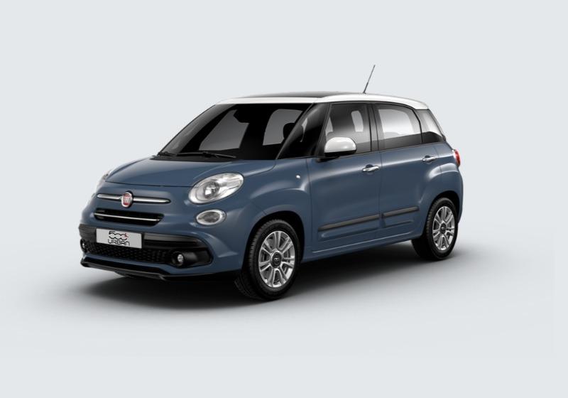 FIAT 500L 1.3 Multijet 95 CV Lounge Blu Bellagio Km 0