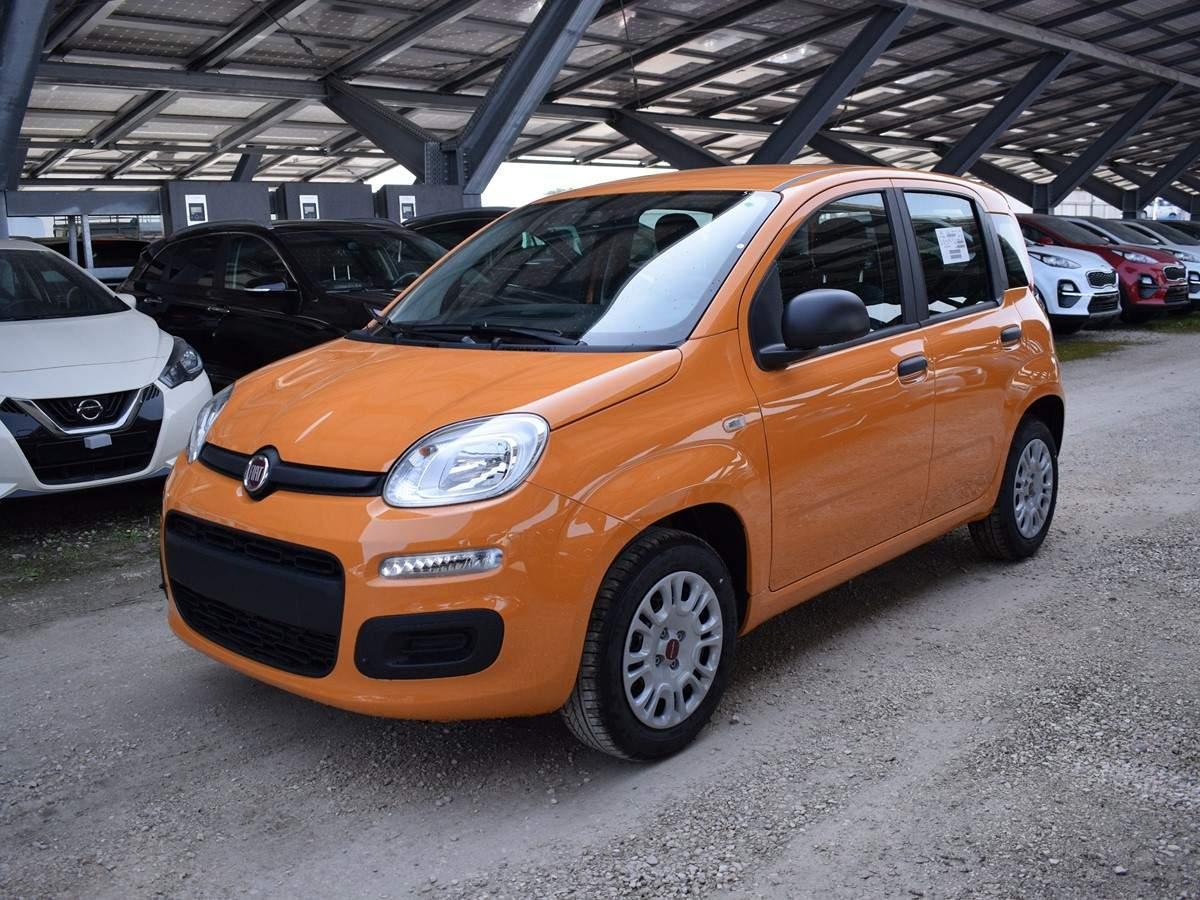 FIAT Panda 1.2 Easy Arancio Sicilia Km 0 0000VBX-A