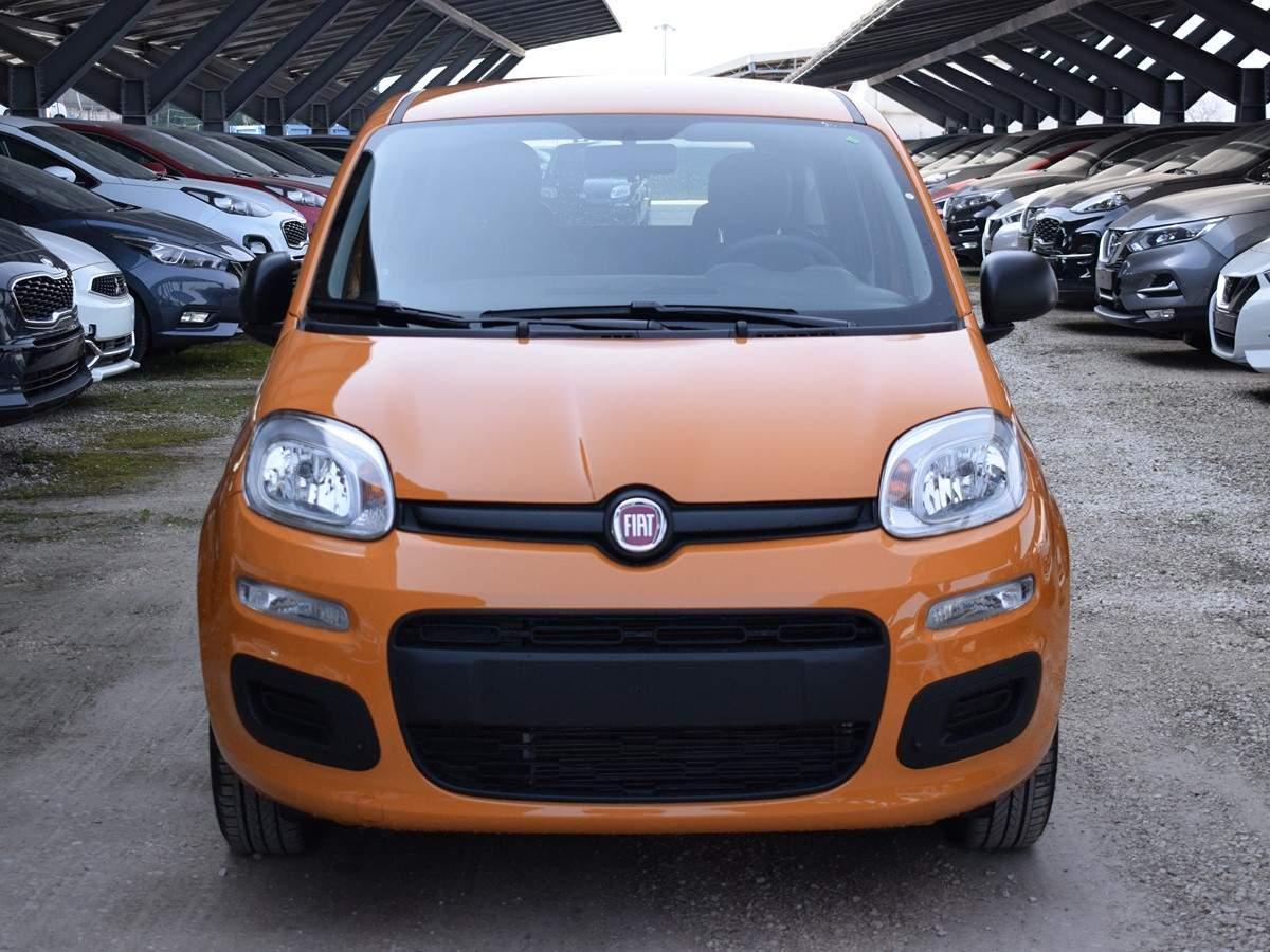 FIAT Panda 1.2 Easy Arancio Sicilia Km 0 0000VBX-B