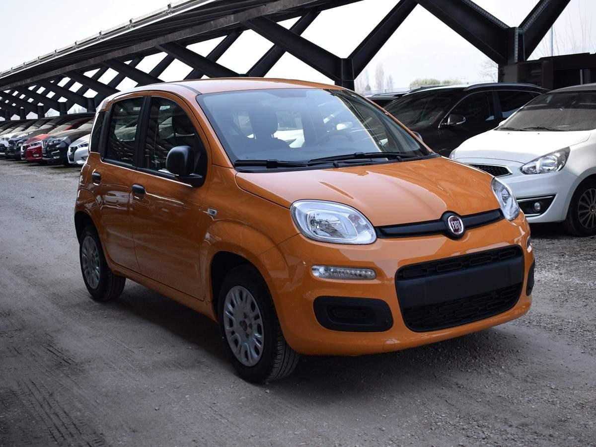 FIAT Panda 1.2 Easy Arancio Sicilia Km 0 0000VBX-C