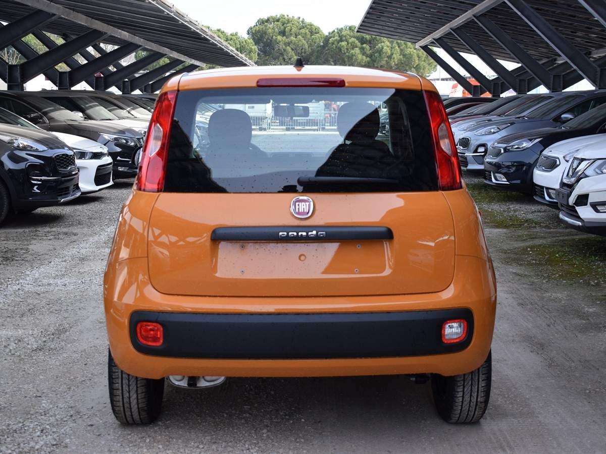 FIAT Panda 1.2 Easy Arancio Sicilia Km 0 0000VBX-E