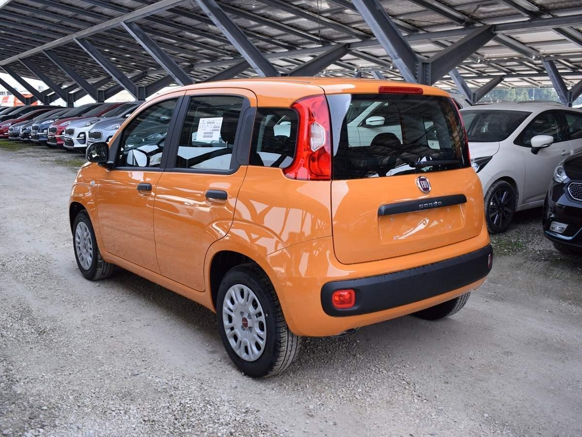 FIAT Panda 1.2 Easy Arancio Sicilia Km 0 0000VBX-F