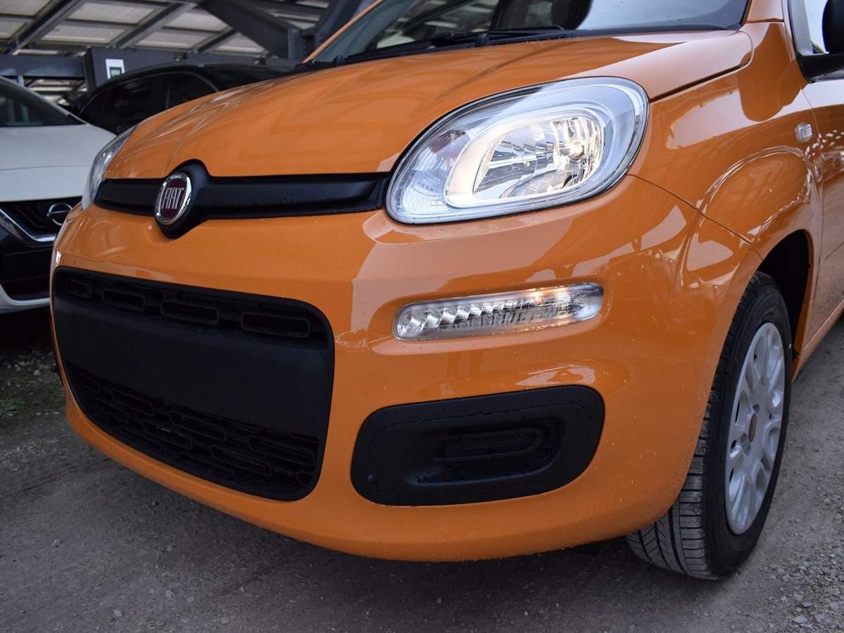 FIAT Panda 1.2 Easy Arancio Sicilia Km 0 0000VBX-H