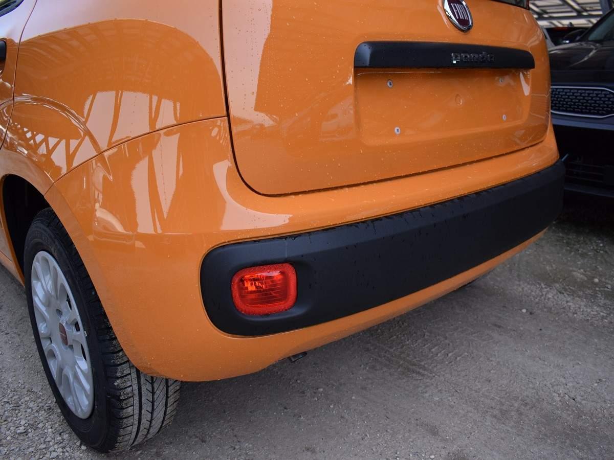 FIAT Panda 1.2 Easy Arancio Sicilia Km 0 0000VBX-J