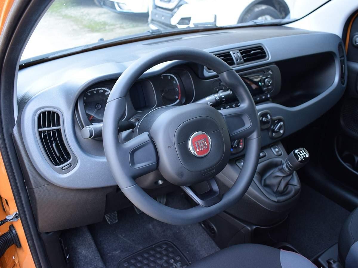 FIAT Panda 1.2 Easy Arancio Sicilia Km 0 0000VBX-L