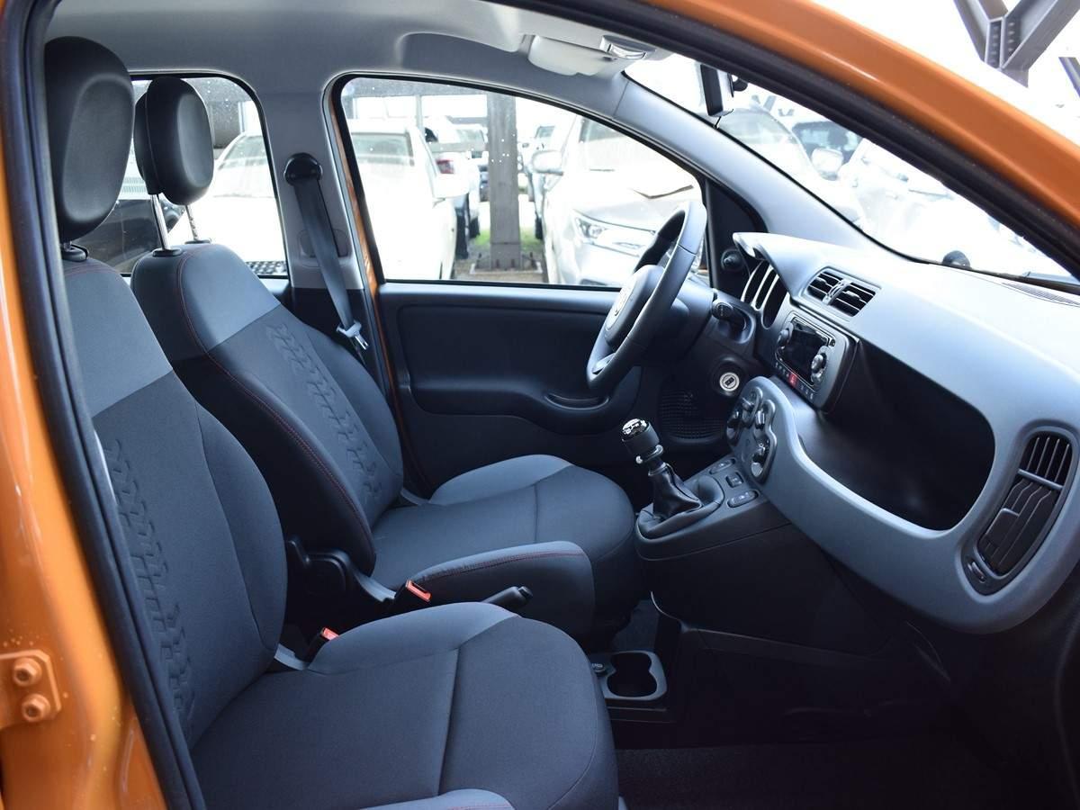 FIAT Panda 1.2 Easy Arancio Sicilia Km 0 0000VBX-U
