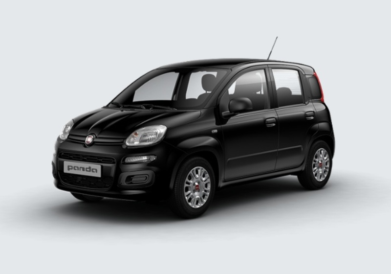 FIAT Panda 1.2 Easy Nero Cinema Km 0