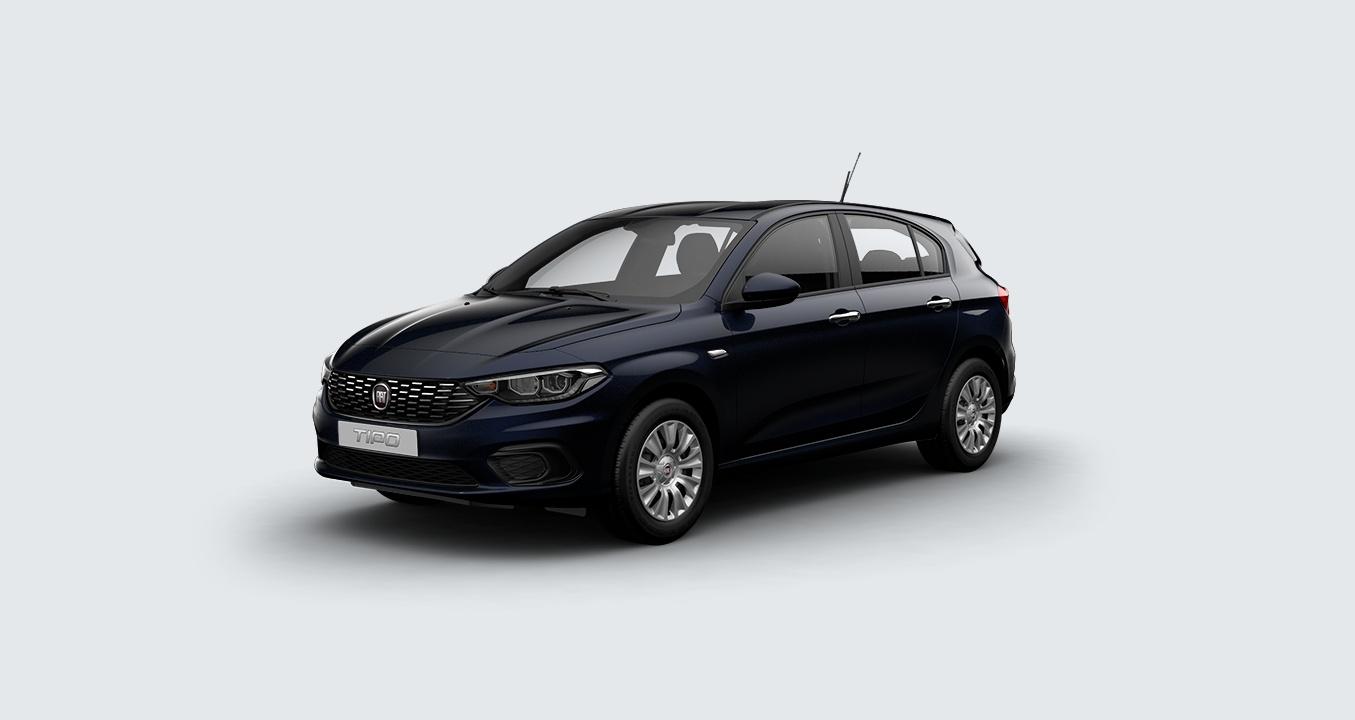 FIAT Tipo 1.6 Mjt S&S 5 porte Easy Blu Mediterraneo Km 0