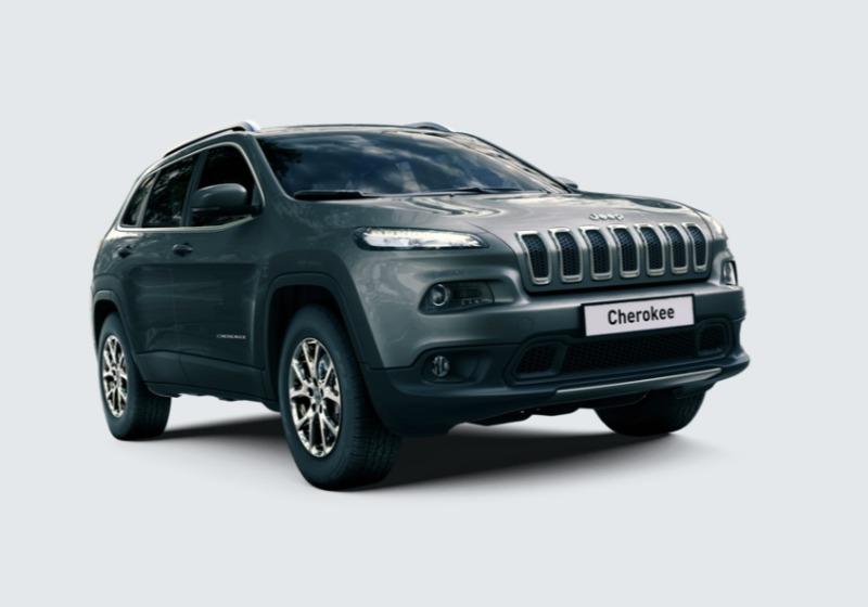 JEEP Cherokee 2.2 Mjt II 185 CV 4WD Active Drive I Longitude Granite Crystal Km 0