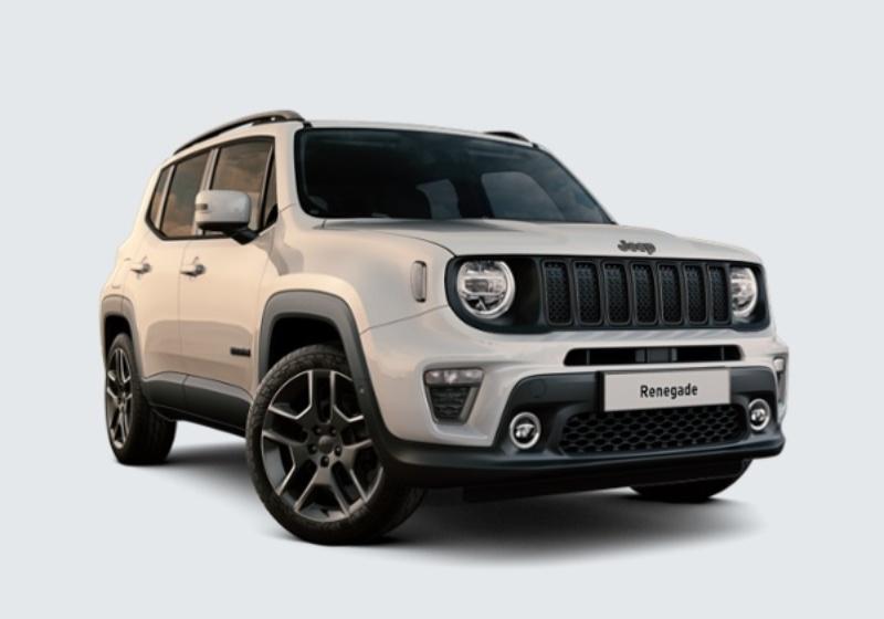 JEEP Renegade 2.0 Mjt 140 CV 4WD Active Drive Low S MY19 Alpine White Km 0