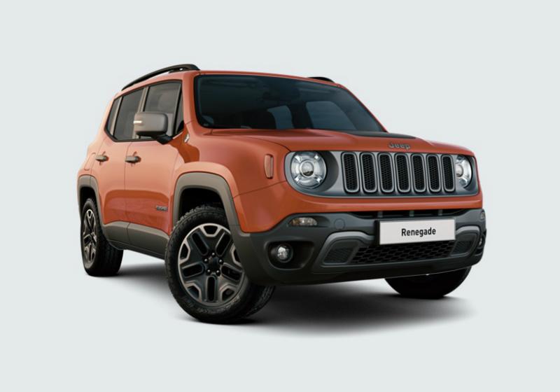 JEEP Renegade 2.0 Mjt 170CV 4WD Active Drive Low Trailhawk Omaha Orange Km 0