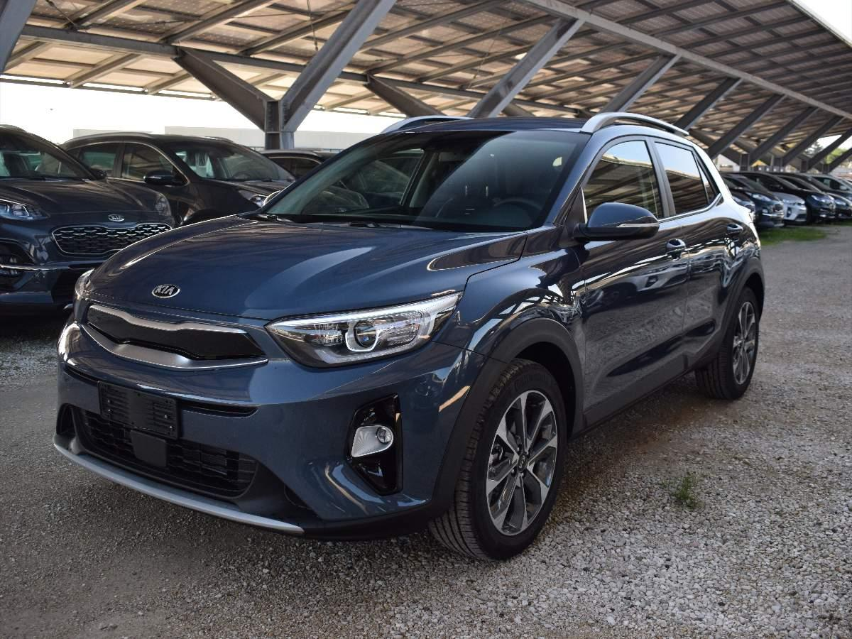 KIA Stonic 1.0 t-gdi Energy Smoke Grey Km 0