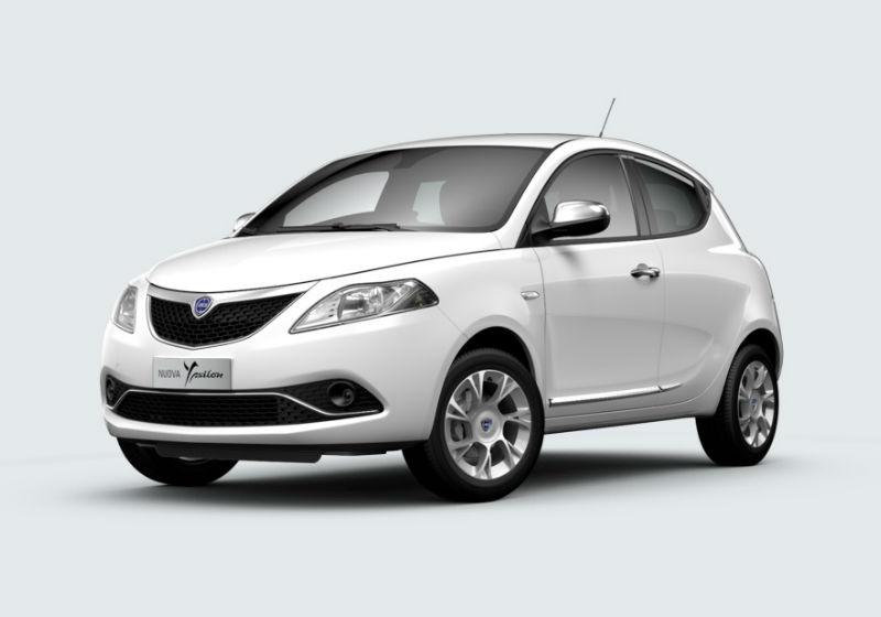 LANCIA Ypsilon 1.2 69 CV 5 porte S&S Platinum Bianco Neve Km 0