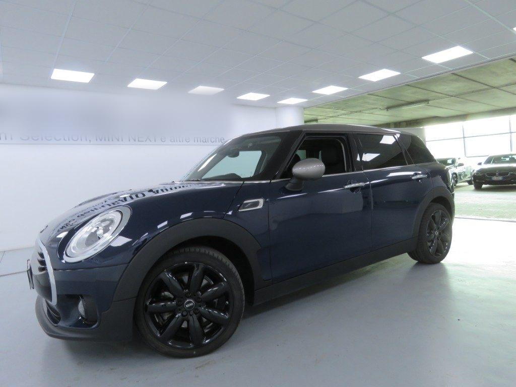 MINI Clubman 2.0 Cooper D auto Lapisluxury Blue Usato Garantito