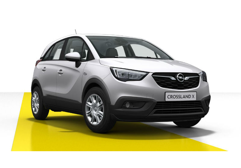 OPEL Crossland X 1.2 12V Advance Switchblade Silver Km 0