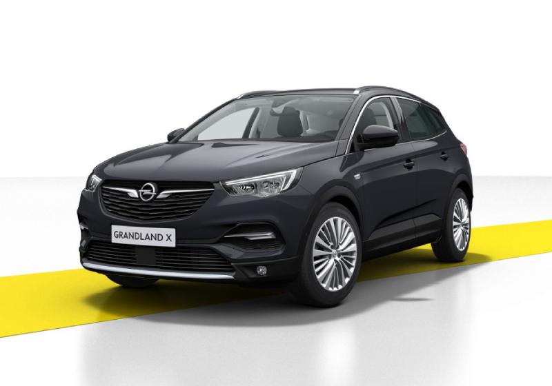 OPEL Grandland X 1.5 diesel Ecotec Start&Stop aut. Innovation Jasper Grey Rottamazione