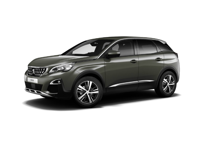 PEUGEOT 3008 PureTech Turbo 130 EAT8 S&S Allure Grigio Amazonite Km 0