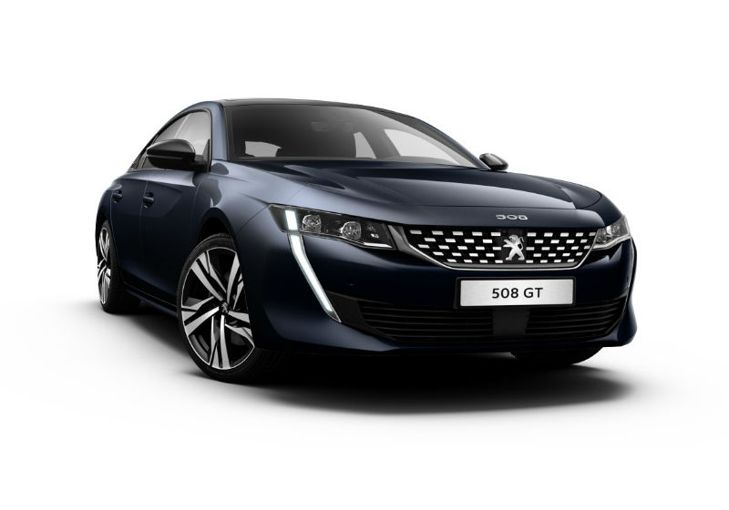 PEUGEOT 508 BlueHDi 180 EAT8 Stop&Start GT Dark Blue Km 0