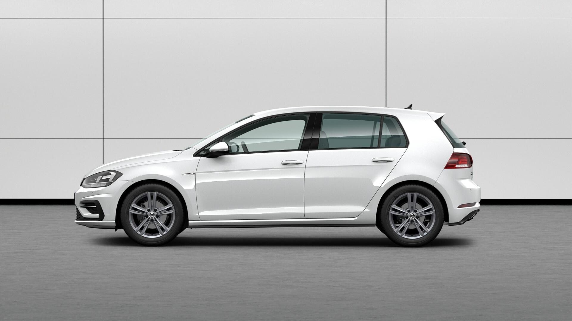 Volkswagen Golf - La prova della 1.0 TSI 110 CV Business ...