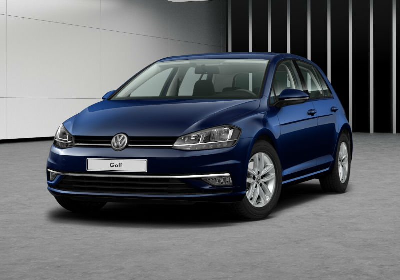 VOLKSWAGEN Golf 1.6 TDI 115 CV 5p. Business BlueMotion Technology Atlantic Blue  Km 0