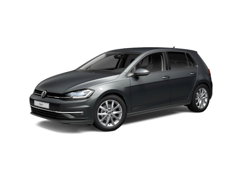 VOLKSWAGEN Golf 1.6 TDI 115 CV 5 porte Executive BlueMotion Technology Indium Grey Km 0
