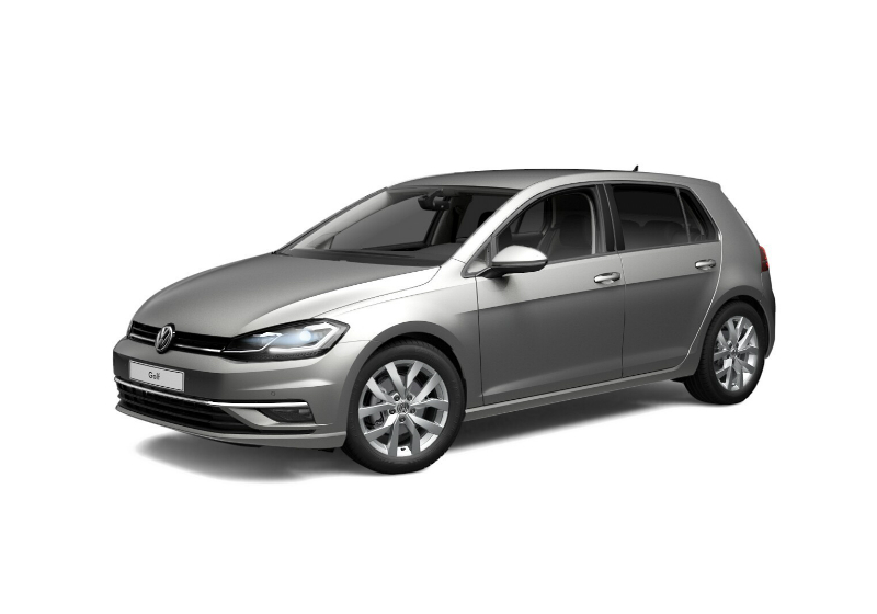 VOLKSWAGEN Golf 1.6 TDI 115 CV 5 porte Executive BlueMotion Technology Tungsten Silver Km 0