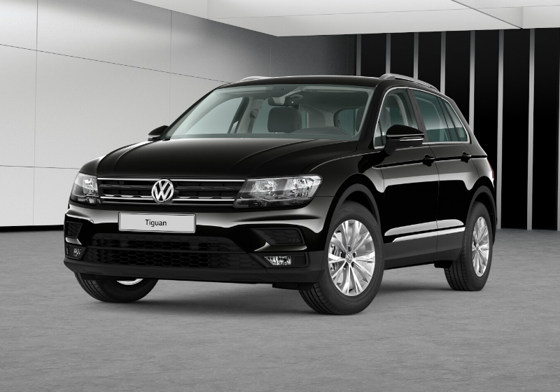 VOLKSWAGEN Tiguan 1.5 TSI 150 CV DSG Business ACT BlueMotion Technology Nero Perla Km 0