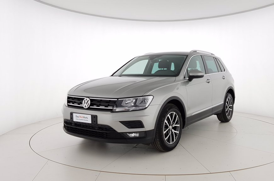 VOLKSWAGEN Tiguan 1.5 TSI 150 CV DSG Business ACT BlueMotion Technology Tungsten Silver Km 0