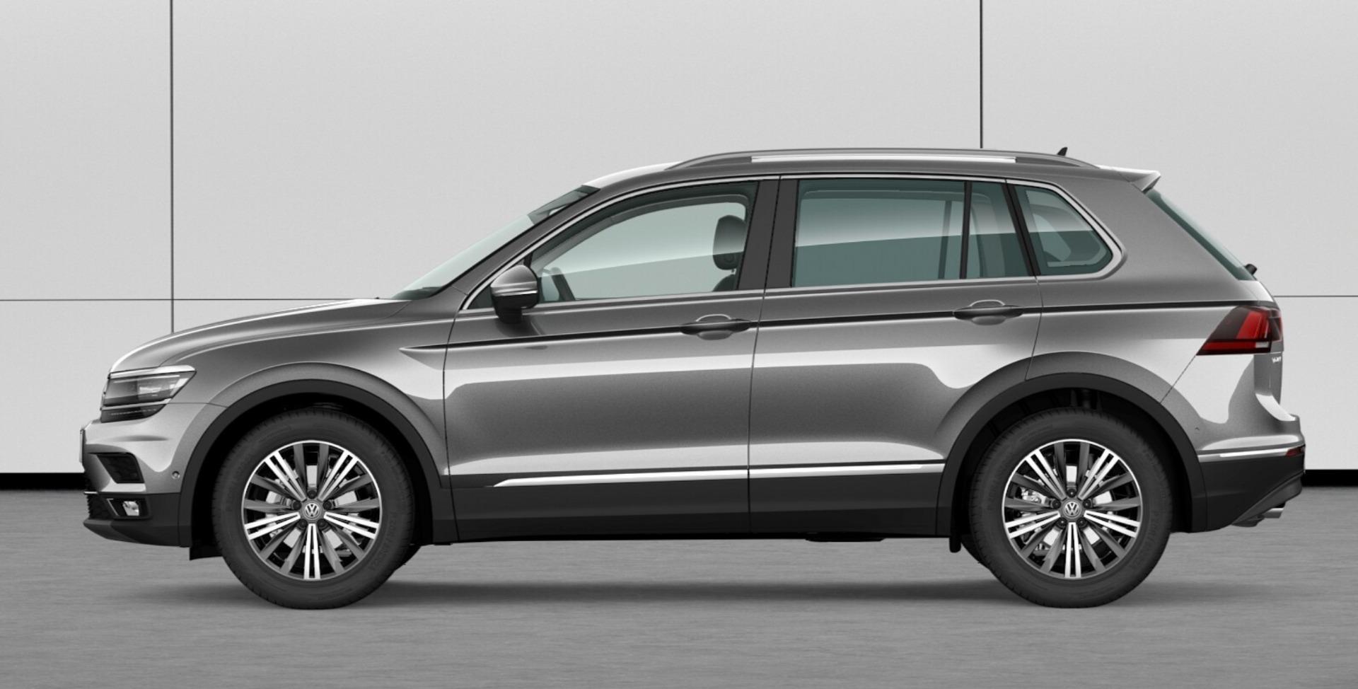Listino prezzi Volkswagen Tiguan / MY 2016, 1.5 TSI 150 CV ...