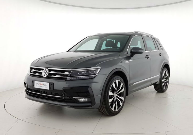VOLKSWAGEN Tiguan 2.0 tdi Advanced 4motion 190cv Indium Grey Km 0