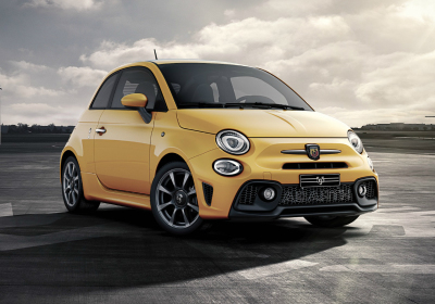 ABARTH 595 1.4 Turbo T-Jet 145 CV MY 19 Giallo Modena Km 0