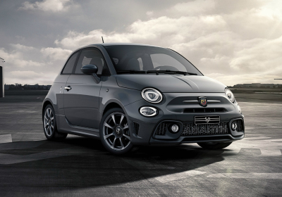 ABARTH 595 1.4 Turbo T-Jet 145 CV MY 19 Grigio Pista Km 0