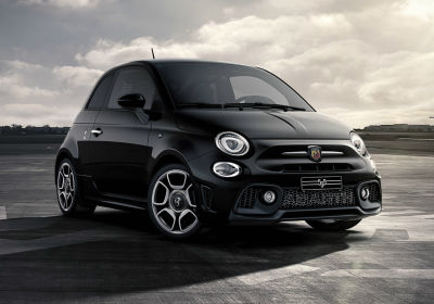 ABARTH 595 1.4 Turbo T-Jet 145 CV MY 19 Nero Scorpione Km 0