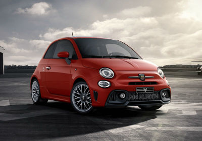 ABARTH 595 1.4 Turbo T-Jet 145 CV MY 19 Rosso Abarth Km 0