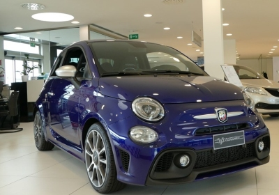 ABARTH 595 1.4 Turbo T-Jet 165 CV Turismo MY 19 Blu Podio Km 0