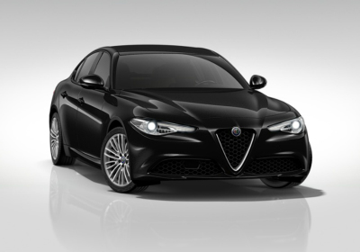 ALFA ROMEO Giulia 2.2 Turbodiesel 136 CV AT8 Business Nero Vulcano Km 0